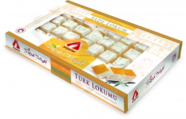 Avsarlar - Lokum - Sade - Turkish Delight (350g)