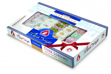 Avsarlar - Lokum Spezial Mischung - Turkish Delight special mix (350g)