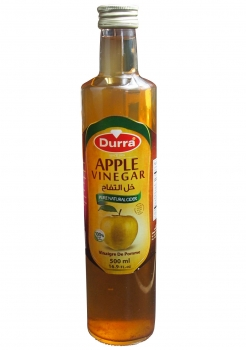 Durra - Apfel Essig - Apple Vinegar - Elma Sirkesi (500 ml)