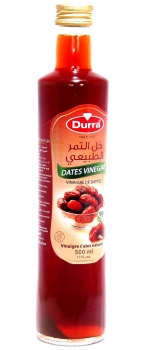 Durra - Dattel Essig - Dates Vinegar - Hurma Sirkesi (500 ml)
