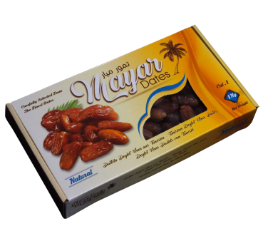Mayar Dates - Datteln - Natural - Deglet Nour Cat. I ( 1kg )