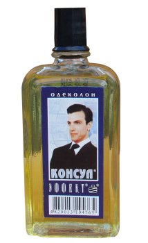 Herren Eau de Cologne nach russischer Art - verschiene Optiken (je 87ml Glasflasche)