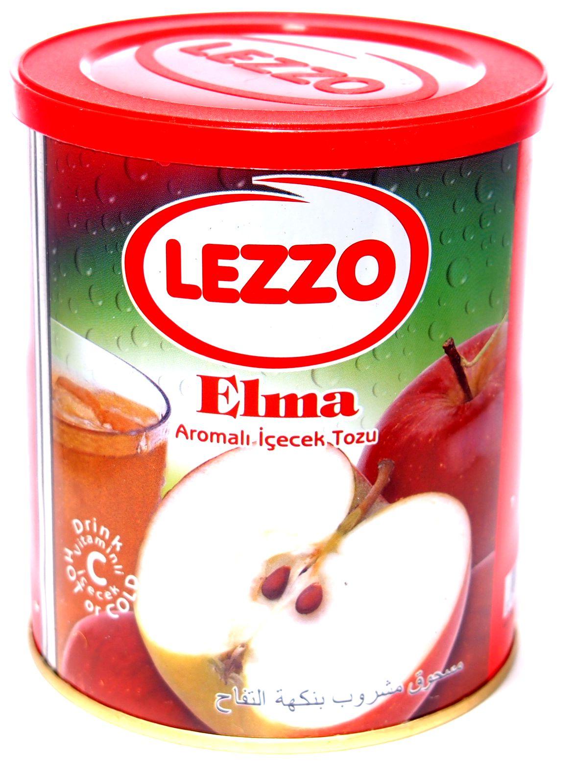 Lezzo Instantgetränk (Pulver) mit Apfelaroma - Instant elma cayi ...