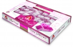 Avsarlar - Lokum mit Rosen Aroma - Turkish delight with rose flavour  (350g)