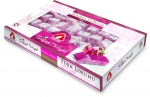 Avsarlar - Lokum mit Granatapfel Aroma - Turkish delight with Pomegranate flavour  (350g)