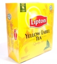 Lipton - Yellow Label Tea - 100 x 2g Premium Beuteltee (200g)